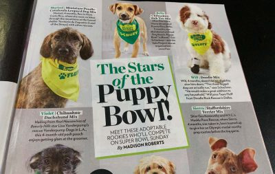Will Featured in People Magazine